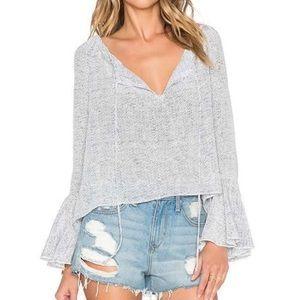Stone cold fox blouse